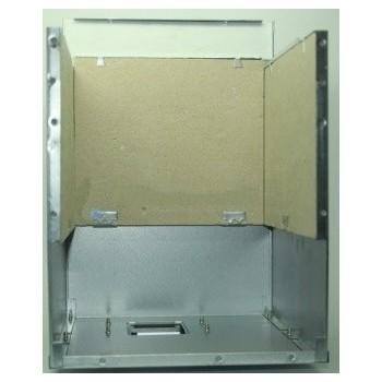 Покрытие камеры сгорания переднее Atmo 20-24A(N) (30003397A / BH2501612A)