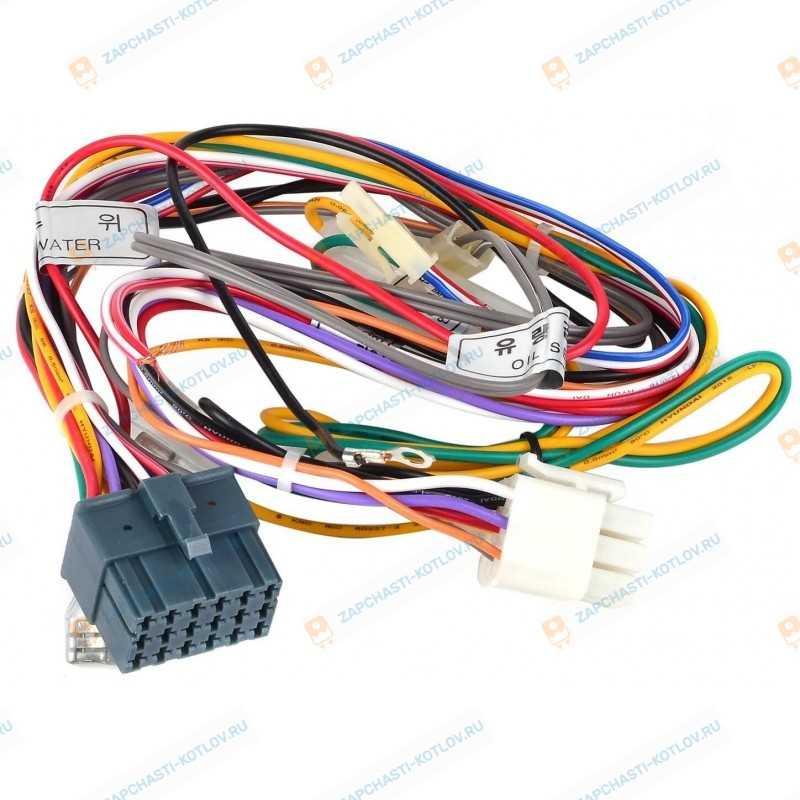Соединительные провода для блока управления CTX-1200S (Turbo-13~30