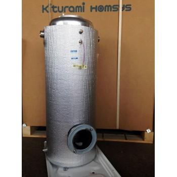 Теплообменник в сборе с корпусом в комплекте Kiturami Turbo-17 (A11E100060)
