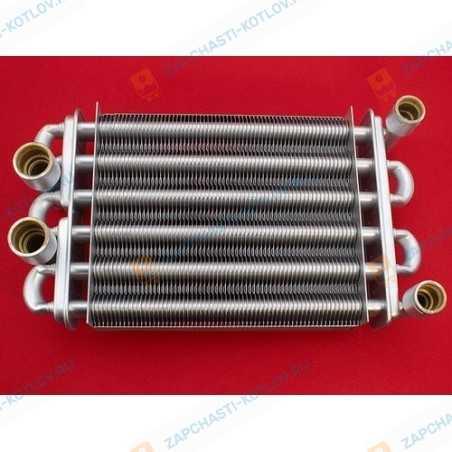 Первичный теплообменник для M11-M17Т (AB.08.01.0027) (AB.08.01.0027)