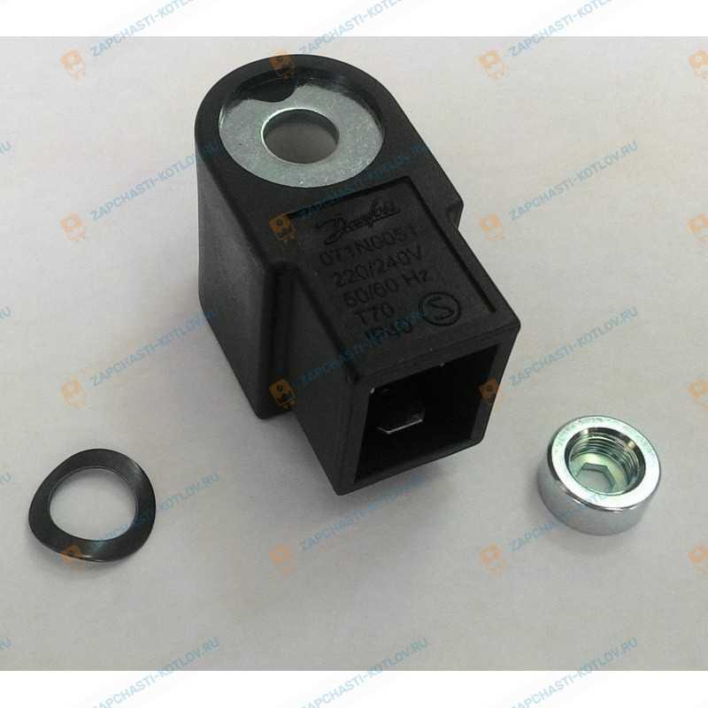 Катушка э/м клапана топливного насоса BFP-41/52K (KSO-50~200)(S159100002)