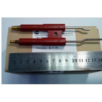 Электроды розжига и ионизации в сборе  Navien GA 11-17K(N) (20010582A)