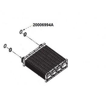 Прокладка основного теплообменника 22/3мм Deluxe, Smart Tok, Prime, Ace, Atmo, NCN (20006994A)