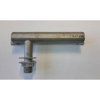 Коллектор с форсунками в сборе Kiturami Twin Alpha-13/World 5000-13 LPG (сжиженный газ) (H120120010)