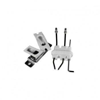 Электроды розжига и ионизации в сборе Navien Deluxe 13-40K, Deluxe Coaxial 13-30K (30003880D)