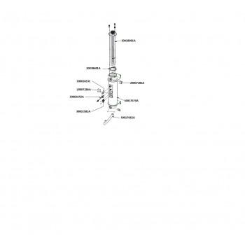 Прокладка нагревателя EQB 08-2 (20038681A)