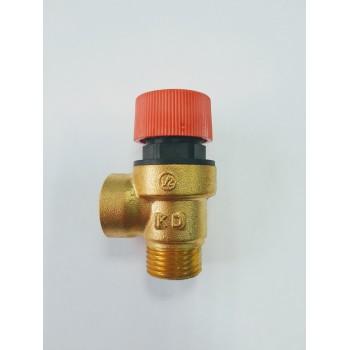 Клапан предохранительный 3Бар BaltGaz (БалтГаз) 24 PBF (E01701)
